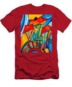 Abstraction 756 - Marucii Men's T-Shirt (Athletic Fit)