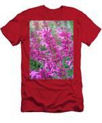 Agastache Canna Men's T-Shirt (Athletic Fit)