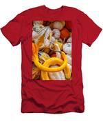 Assorted Gourds Men's T-Shirt (Athletic Fit)