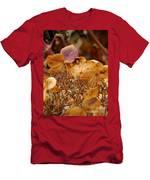 Autumn Hydrangeas V Men's T-Shirt (Athletic Fit)