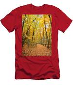 Autumn's Splendor Men's T-Shirt (Athletic Fit)