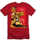 Azawakh Art - The Flame Of New Orleans Movie Poster Men's T-Shirt (Athletic Fit)