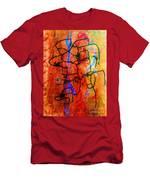 Baja Primative Men's T-Shirt (Athletic Fit)
