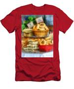 Basket Of Bialys Men's T-Shirt (Athletic Fit)