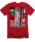 Betty Boop 3 Men's T-Shirt (Athletic Fit)