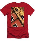 Beyoglu Old Houses 03 Men's T-Shirt (Athletic Fit)