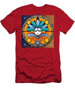 Blue Star Kachina 2012 Men's T-Shirt (Athletic Fit)