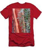 Branches And Bark Men's T-Shirt (Athletic Fit)