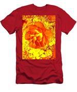 Burning Passion Men's T-Shirt (Athletic Fit)