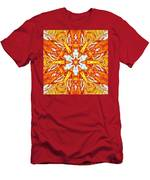 Burning Winter Men's T-Shirt (Athletic Fit)