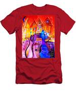 Cats 0366 Marucii Men's T-Shirt (Athletic Fit)