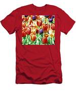 Chicago Tulips Men's T-Shirt (Athletic Fit)