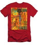 Childhood Friends - I Remember You Men's T-Shirt (Athletic Fit)