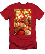 Christmas Time Men's T-Shirt (Athletic Fit)