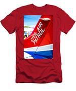 Civil Air Patrol Men's T-Shirt (Athletic Fit)