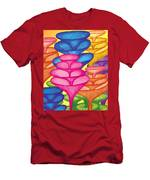 Cone Forest Men's T-Shirt (Athletic Fit)