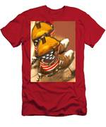 Cowgirl Men's T-Shirt (Athletic Fit)