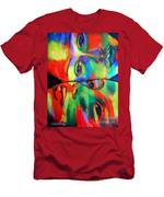 Cross-circuiting Emotions Men's T-Shirt (Athletic Fit)