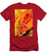 Croton's Many Colors Men's T-Shirt (Athletic Fit)