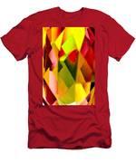 Crystal Lights Men's T-Shirt (Athletic Fit)