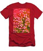 Desert Broom Abstract  Men's T-Shirt (Athletic Fit)