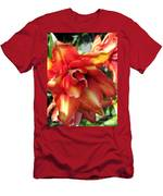 Double Asiatic Lily Named Cocktail Twins Men's T-Shirt (Athletic Fit)