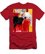 Double Decker Men's T-Shirt (Athletic Fit)