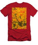 Fall In Pennsylvania Men's T-Shirt (Athletic Fit)