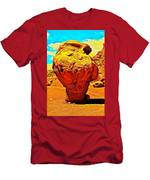 Father Time Men's T-Shirt (Athletic Fit)