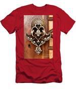 Firuz Aga Mosque Door 05 Men's T-Shirt (Athletic Fit)