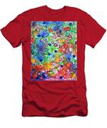 Flagrantly Floral Men's T-Shirt (Athletic Fit)