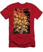 Flower-grevillea-superb Men's T-Shirt (Athletic Fit)