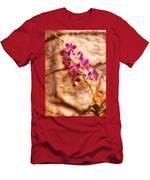 Flower - Orchid - Just Splendid Men's T-Shirt (Athletic Fit)