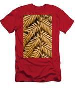 Gold Leaf Fern Men's T-Shirt (Athletic Fit)