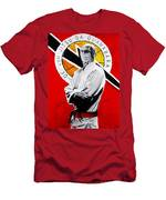 Grand Master Helio Gracie Men's T-Shirt (Athletic Fit)