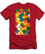 Gumballs Men's T-Shirt (Athletic Fit)