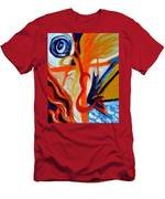 Hooked Men's T-Shirt (Athletic Fit)