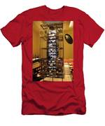 Impressive Wine Rack Men's T-Shirt (Athletic Fit)