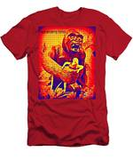 King Kong Men's T-Shirt (Athletic Fit)