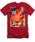 La Lionne Men's T-Shirt (Athletic Fit)