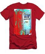 Left Behind Men's T-Shirt (Athletic Fit)