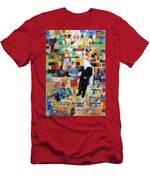 Let Us Make Man  Men's T-Shirt (Athletic Fit)