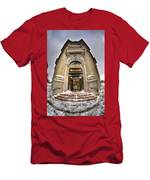 M And T Bank Downtown Buffalo Ny 2014 V2 Men's T-Shirt (Athletic Fit)