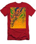 Magnetic Sequence Men's T-Shirt (Athletic Fit)