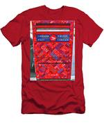 Mailbox On Water Street In Saint John's-nl Men's T-Shirt (Athletic Fit)