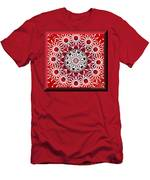 Mandala 014-3 Men's T-Shirt (Athletic Fit)
