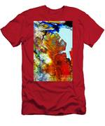 Mars On Earth Men's T-Shirt (Athletic Fit)