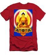 Medicine Buddha 10 Men's T-Shirt (Athletic Fit)