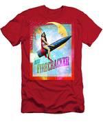 Miss Fire Cracker Men's T-Shirt (Athletic Fit)