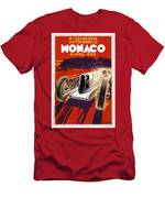 Monaco Grand Prix 1930 Men's T-Shirt (Athletic Fit)